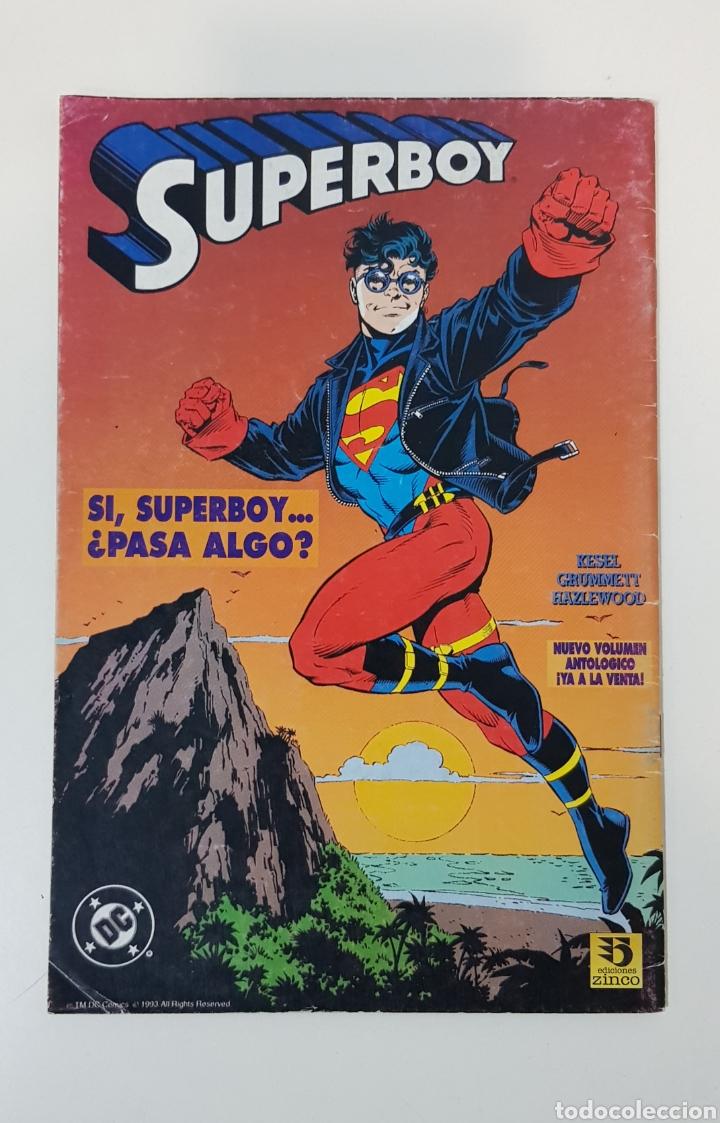Cómics: SUPERMA N° 14 LA CAIDA DE METROPOLIS - EDICIONES ZINCO - Foto 2 - 250124070
