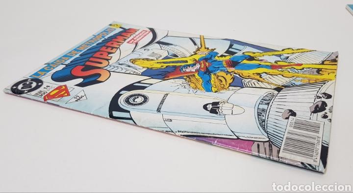 Cómics: SUPERMA N° 14 LA CAIDA DE METROPOLIS - EDICIONES ZINCO - Foto 3 - 250124070