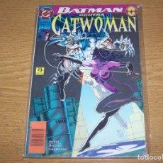 Comics : ZINCO BATMAN CONTRA CATWOMAN. Lote 250150410
