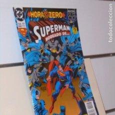 Fumetti: SUPERMAN Nº 17 HORA ZERO DC - ZINCO. Lote 250248700
