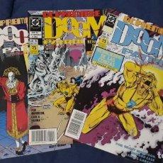 Cómics: DC PREMIERE: DOOM PATROL (PATRULLA CONDENADA) Nº 14, 15 Y 16 - ZINCO. Lote 250255555