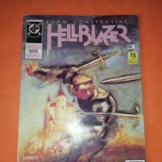 Cómics: HELLBLAZER. NUMERO 1. ESPECIAL 68 PAGINAS. DC EDICIONES ZINCO.. Lote 251141875