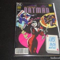 Cómics: BATMAN AMOR LOCO MUY BUEN ESTADO. Lote 251348570