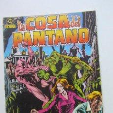 Cómics: LA COSA DEL PANTANO VOL 1 Nº 5 ZINCO MUCHOS EN VENTA MIRA TUS FALTAS ARX80. Lote 251543520