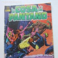 Cómics: LA COSA DEL PANTANO VOL 1 Nº 3 ZINCO MUCHOS EN VENTA MIRA TUS FALTAS ARX80. Lote 251543750