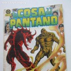 Cómics: LA COSA DEL PANTANO VOL 1 Nº 4 ZINCO MUCHOS EN VENTA MIRA TUS FALTAS ARX80. Lote 251543935
