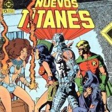Cómics: NUEVOS TITANES-ZINCO-Nº 16 -STARFIRE DESENCADENADA-GRAN GEORGE PEREZ-1985-BUENO-MUY DIFÍCIL-LEA-4474. Lote 251712475
