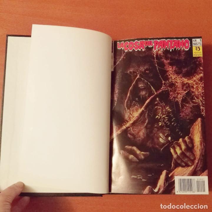 Cómics: La Cosa del Pantano Ediciones Zinco Lote colecciones - Foto 3 - 251689130