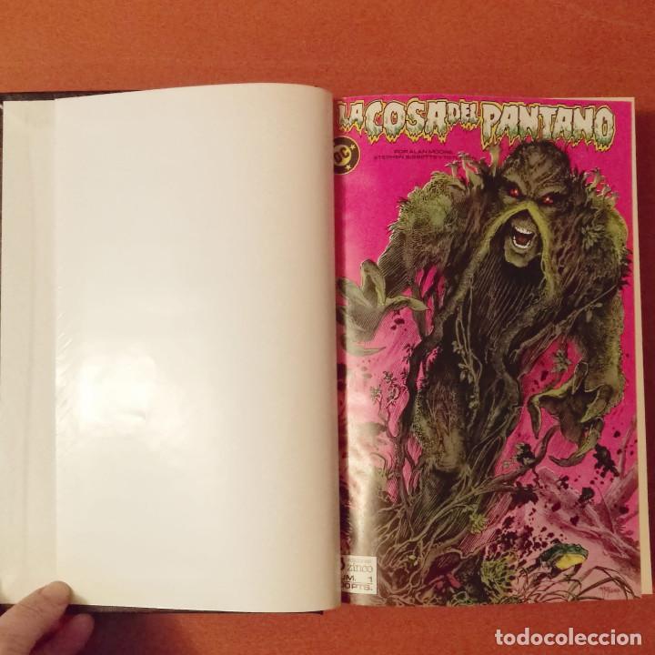 Cómics: La Cosa del Pantano Ediciones Zinco Lote colecciones - Foto 2 - 251689130