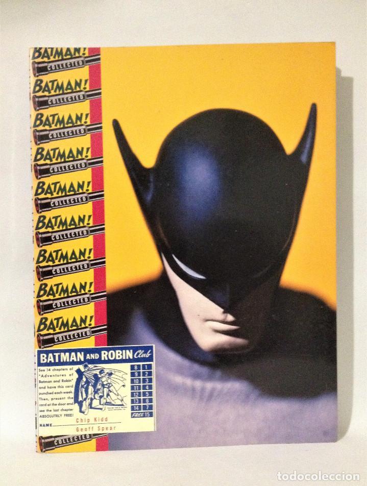 BATMAN COLLECTED. CHIP KIDD. DC COMICS 2001. (Tebeos y Comics - Zinco - Batman)