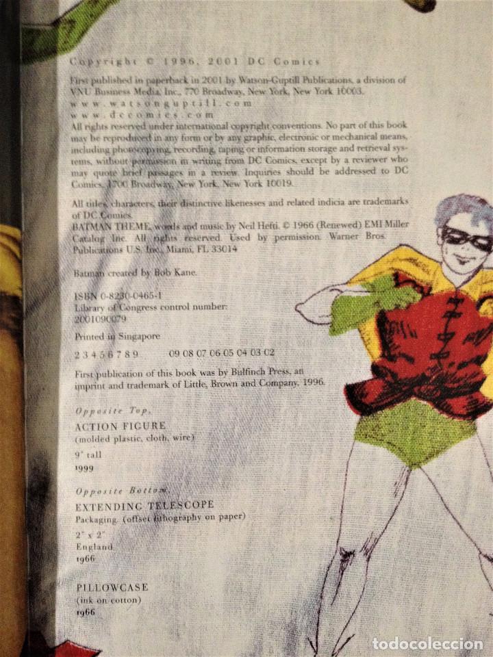 Cómics: BATMAN COLLECTED. CHIP KIDD. DC COMICS 2001. - Foto 5 - 251922315