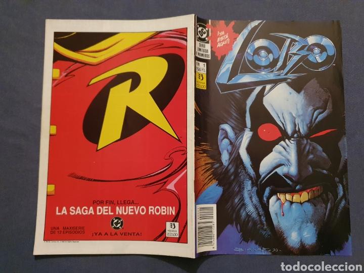 Cómics: LOBO VOL. 1 # 1 (DE 4) - ZINCO - 1991 - Foto 2 - 39678181