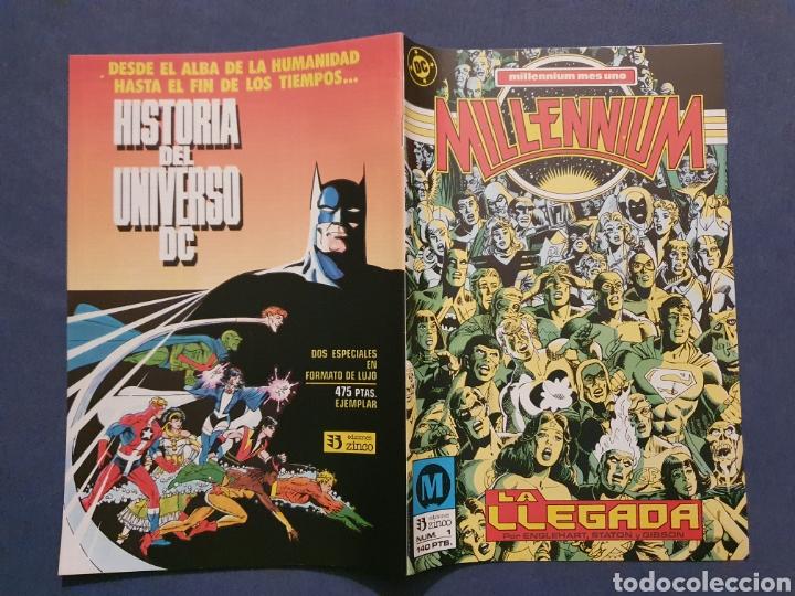 Cómics: MILLENNIUM VOL. 1 # 1 (ZINCO) - 1988 - Foto 2 - 40187601