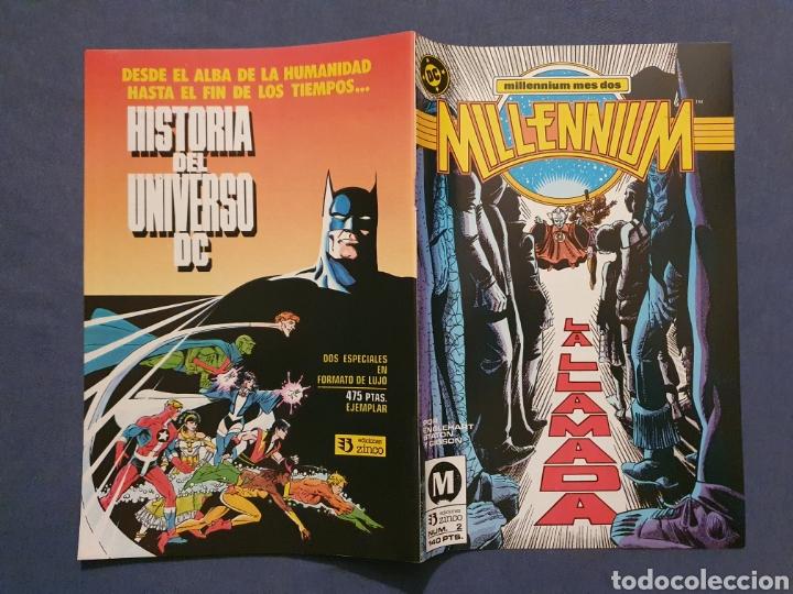 Cómics: MILLENNIUM VOL. 1 # 2 (ZINCO) - 1988 - Foto 2 - 40187625