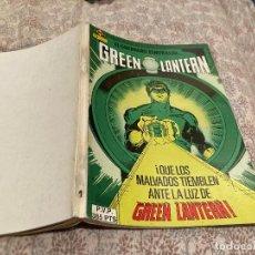 Comics: GREEN LANTERN VOL1 RETAPADO TOMO 1 CON LOS Nº 1 AL 5 - EDICIONES ZINCO. Lote 252180065