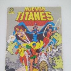 Cómics: NUEVOS TITANES, NUM. 1 - EDICIONES ZINCO / DC COMICS, 1984. Lote 252693460