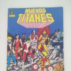 Cómics: NUEVOS TITANES, NUM. 21 - EDICIONES ZINCO / DC COMICS, 1984. Lote 252693675