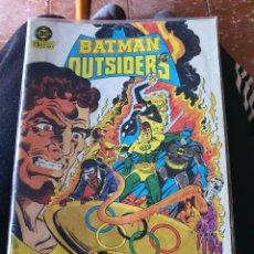 Cómics: BATMAN Y LOS OUTSIDERS NÚMERO 10 (ZINCO). Lote 252977670