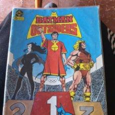 Cómics: BATMAN Y LOS OUTSIDERS NÚMERO 11 (ZINCO). Lote 252978085