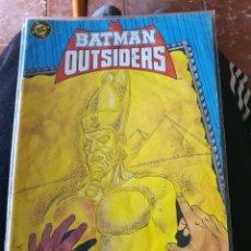 Cómics: BATMAN Y LOS OUTSIDERS NÚMERO 13 (ZINCO). Lote 252978260