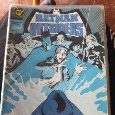 Cómics: BATMAN Y LOS OUTSIDERS NÚMERO 21 (ZINCO). Lote 252978490