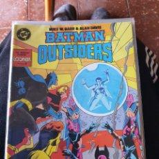 Cómics: BATMAN Y LOS OUTSIDERS NÚMERO 22 (ZINCO). Lote 252978755