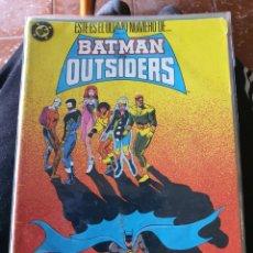 Cómics: BATMAN Y LOS OUTSIDERS NÚMERO 24 (ZINCO). Lote 252979205