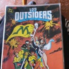 Cómics: LOS OUTSIDERS NÚMERO 10 (ZINCO). Lote 252979445