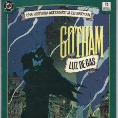 Comics: GOTHAM LUZ DE GAS (UNA HISTORIA ALTERNATIVA DE BATMAN) ZINCO - MUY BUEN ESTADO. Lote 253025920
