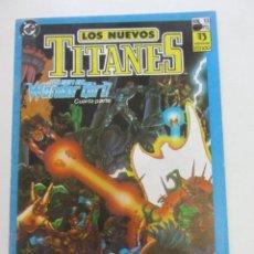 Comics : LOS NUEVOS TITANES Nº 13 QUIEN ES WONDER GIRL MUCHOS EN VENTA, MIRA TUS FALTAS ZINCO ARX89. Lote 253167265