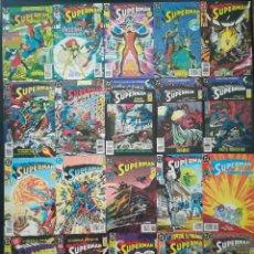 Cómics: DC COMICS 27 COLECCIONES 25 COMPLETAS EN BUEN O MUY BUEN ESTADO. Lote 253224510