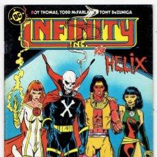 Cómics: INFINITY Nº 12 (THOMAS, MCFARLANE & TONY DEZUNGA - ZINCO 1987. Lote 253236790