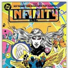 Cómics: INFINITY Nº 10 (THOMAS, MCFARLANE & TONY DEZUNGA - ZINCO 1987. Lote 253237045