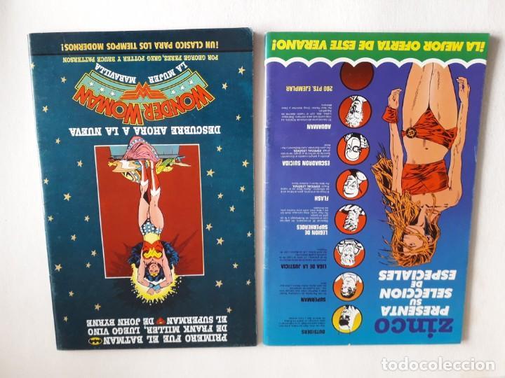 Cómics: AQUAMAN COMPLETA EN 2 ESPECIALES EDICIONES ZINCO ESPECIALES DE 52 PAGINAS CADA UNO - Foto 2 - 253244505