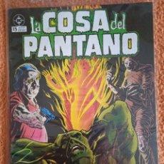 Cómics: COSA DEL PANTANO 9 VOL 1 ZINCO. Lote 253312000