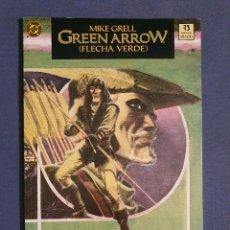 Cómics: GREEN ARROW - EL CAZADOR ACECHA VOL. 1 # 1 (ZINCO) - 1988. Lote 253507400