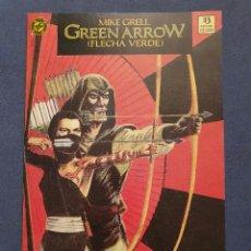 Cómics: GREEN ARROW - EL CAZADOR ACECHA VOL. 1 # 2 (ZINCO) - 1988. Lote 253507560