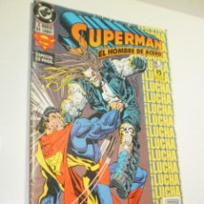 Cómics: SUPERMAN EL HOMBRE DE ACERO Nº 9.DC CÓMICS 1993 (BUEN ESTADO). Lote 253540200