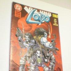 Cómics: LOBO AÑO UNO. NÚMERO ESPECIAL. DC CÓMICS. 1996 (BUEN ESTADO). Lote 253541420