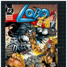 Cómics: LOBO - INSTINTO ASESINO - ZINCO. EXCELENTE.. Lote 253552885