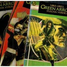 Cómics: GREEN ARROW -EL CAZADOR ACECHA- COMPLETA. LIBROS 1,2 Y 3. ZINCO.. Lote 253553750