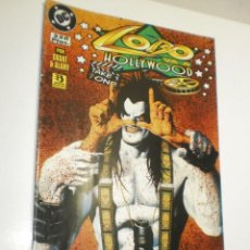 Cómics: LOBO VA A HOLLYWOOD. DC CÓMICS 1996 (BUEN ESTADO). Lote 253573010