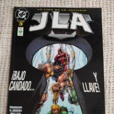 Cómics: LA LIGA DE LA JUSTICIA JLA TOMO 3. ¡BAJO CANDADO... Y LLAVE!. Lote 253711115