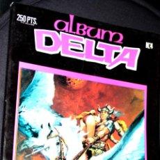 Cómics: ALBUM DELTA Nº 4 (CON LOS NºS 36 ,37 Y 38 )- EDITORIAL ZINCO. Lote 253854250