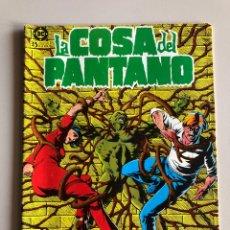 Comics: LA COSA DEL PANTANO NÚMERO 10. Lote 253862170