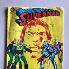 Cómics: SUPERMAN NÚMERO 22. Lote 253862385