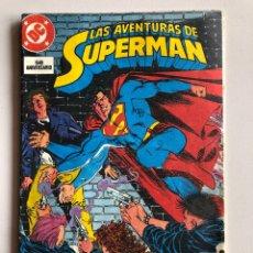 Cómics: LAS AVENTURAS DE SUPERMAN 50 ANIVERSARIO. Lote 253862890