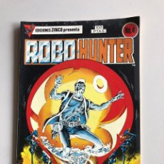 Cómics: ROBO HUNTER NÚM. 4. Lote 253864945