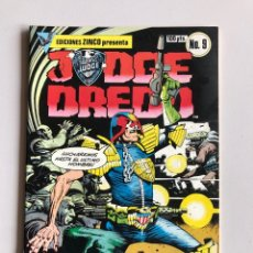 Cómics: JUDGE DREDD NÚM. 9. Lote 253865535