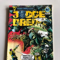 Cómics: JUDGE DREDD NÚM. 2. Lote 253865715